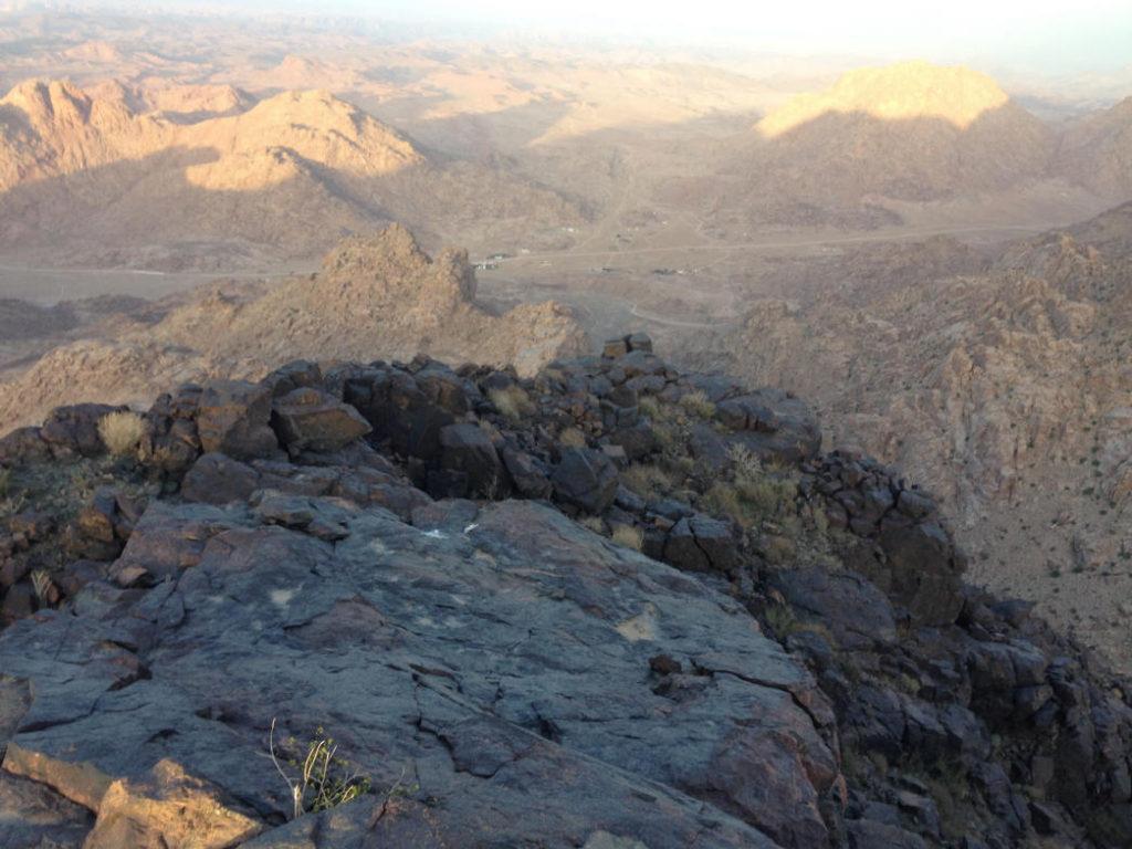 Archeological Evidence For Mount Sinai - Jebel el Lawz 2