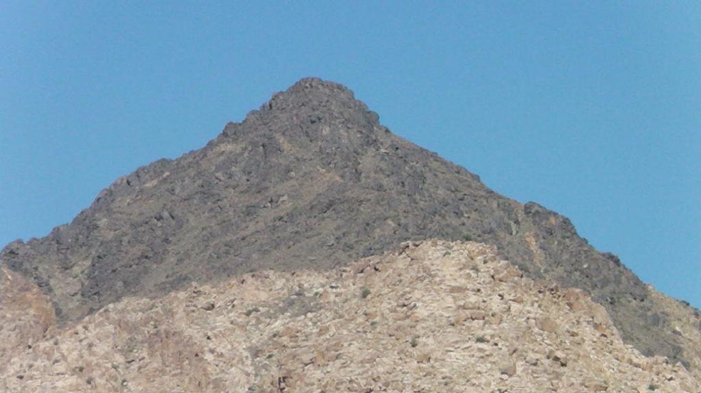Archeological Evidence For Mount Sinai - Jebel el Lawz 3