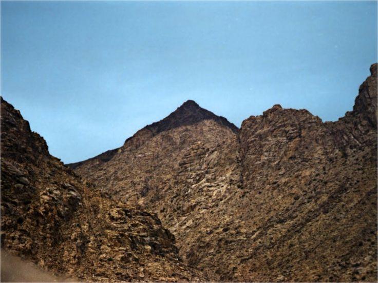 Archeological Evidence For Mount Sinai - Jebel el Lawz