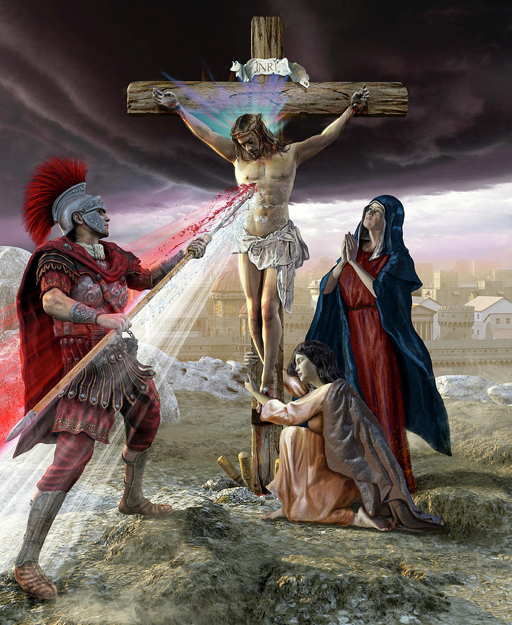 Prophetic Evidence For The Pierced Side Of Jesus Christ 1