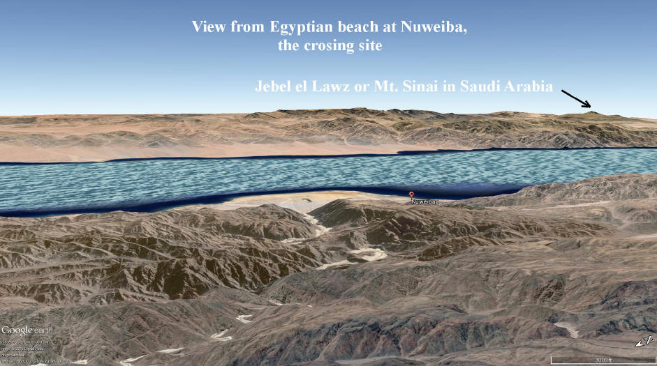 Archeological Evidence For The Red Sea Crossing 11