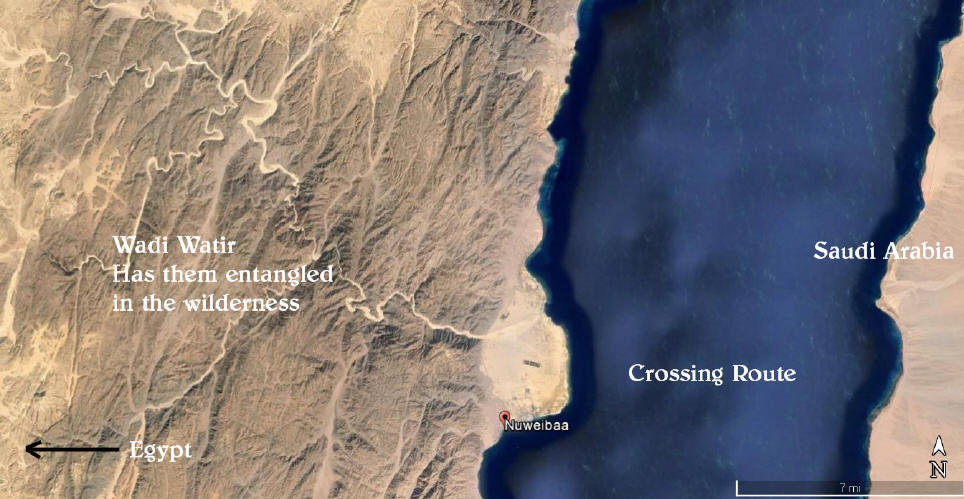 Archeological Evidence For The Red Sea Crossing 2