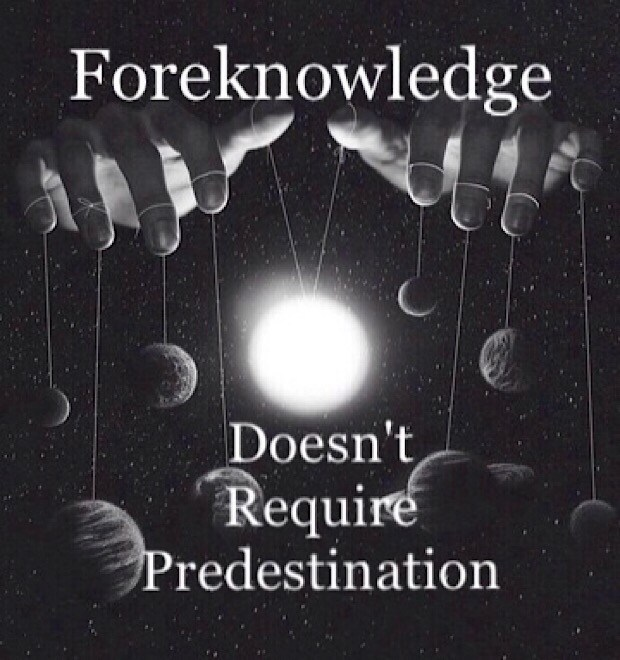 Exegetical Evidence For Predestination