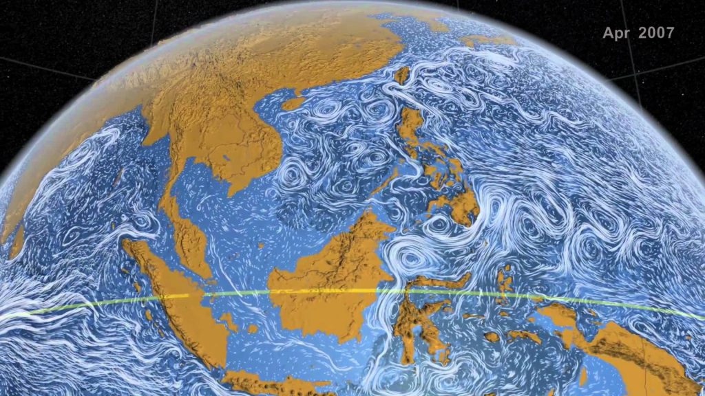 """Scientific Evidence For """"Paths Of The Sea"""" In Psalm 8"""