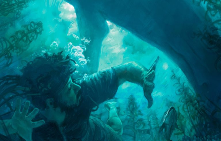 Scientific Evidence For Mountains Under The Sea As Witnessed By Jonah