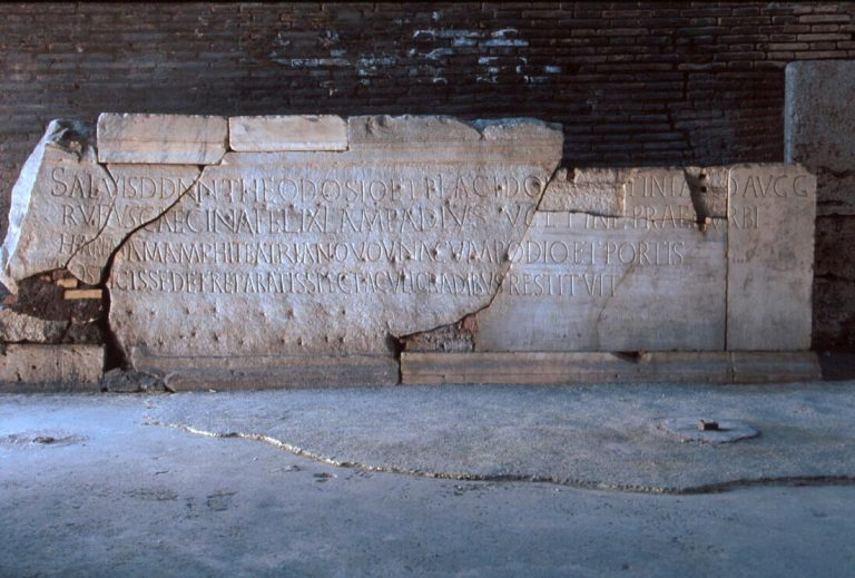 Archeological Evidence For The Colosseum Being Built With Second Temple Treasures