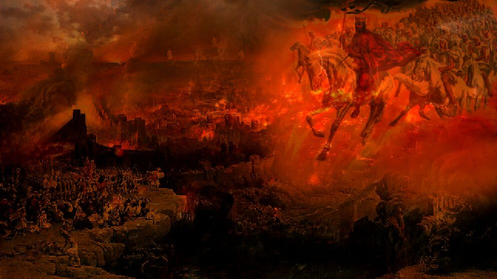 Exegetical Evidence For The TRUE Location Of The Battle Of Armageddon