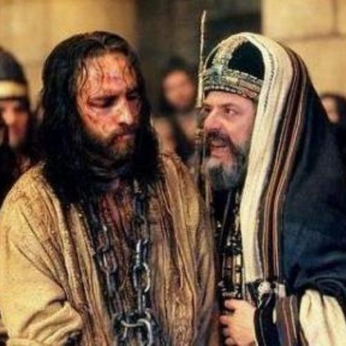 Caiaphas as depicted in Mel Gibson's